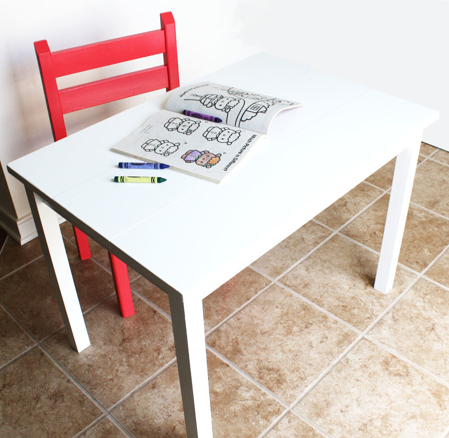 Ana White | Clara Play Table - DIY Projects