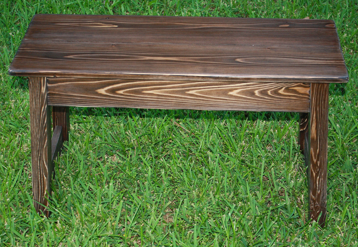 X Bench...with A Small Twist! - DIY Projects
