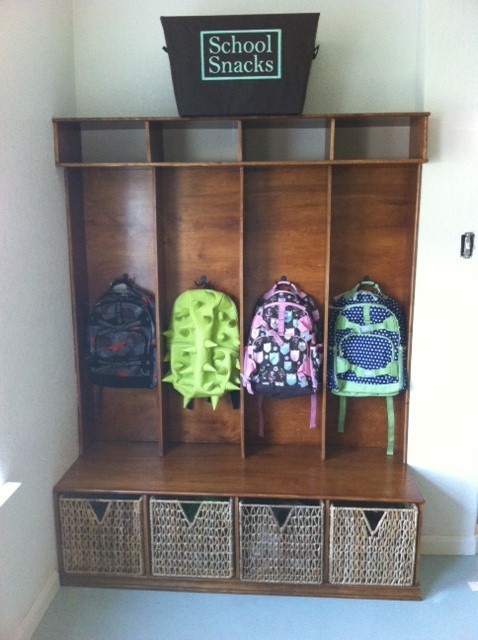 Ana White Back To School Lockers Diy Projects