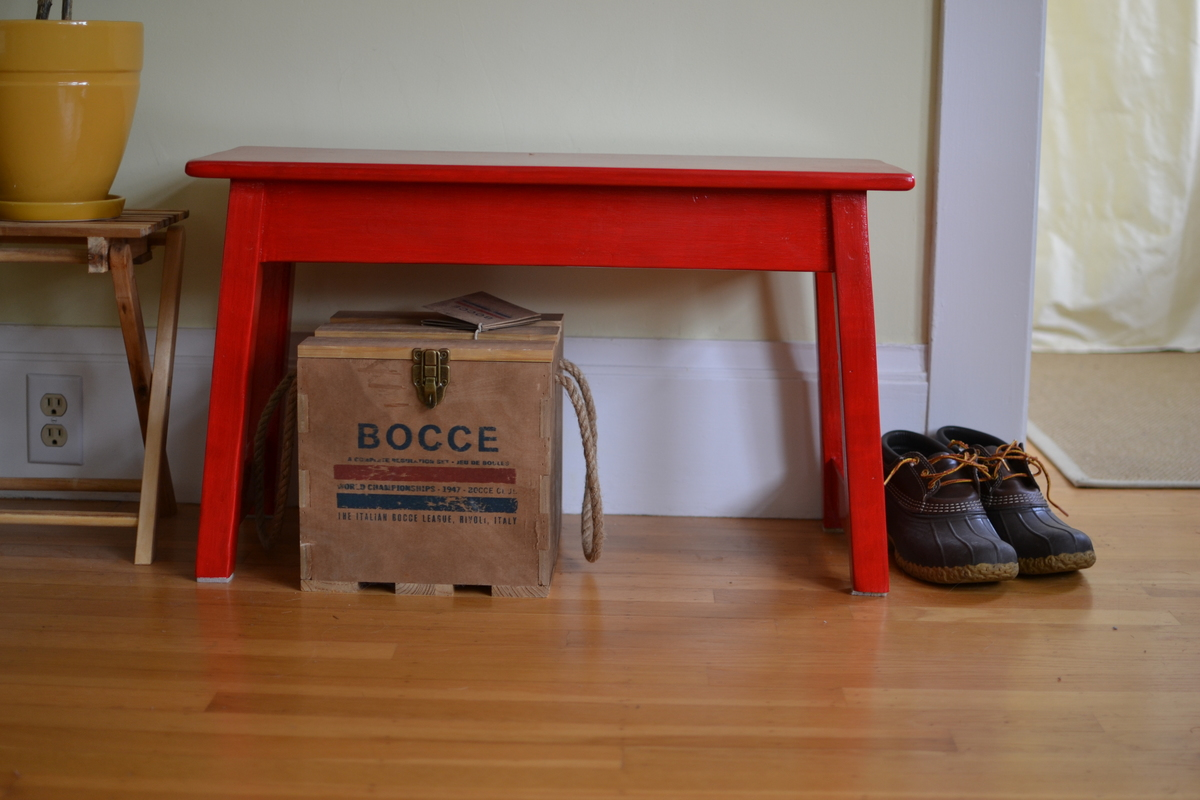 Ana White Simple Entryway Bench Diy Projects