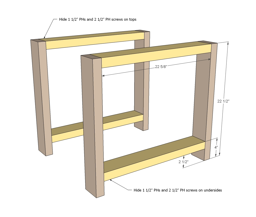 Permalink to build a wood end table