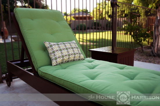 Ana white diy outdoor chaise lounge diy projects for Build outdoor chaise lounge