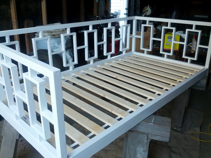 Ana White Rectangles Daybed Diy Projects
