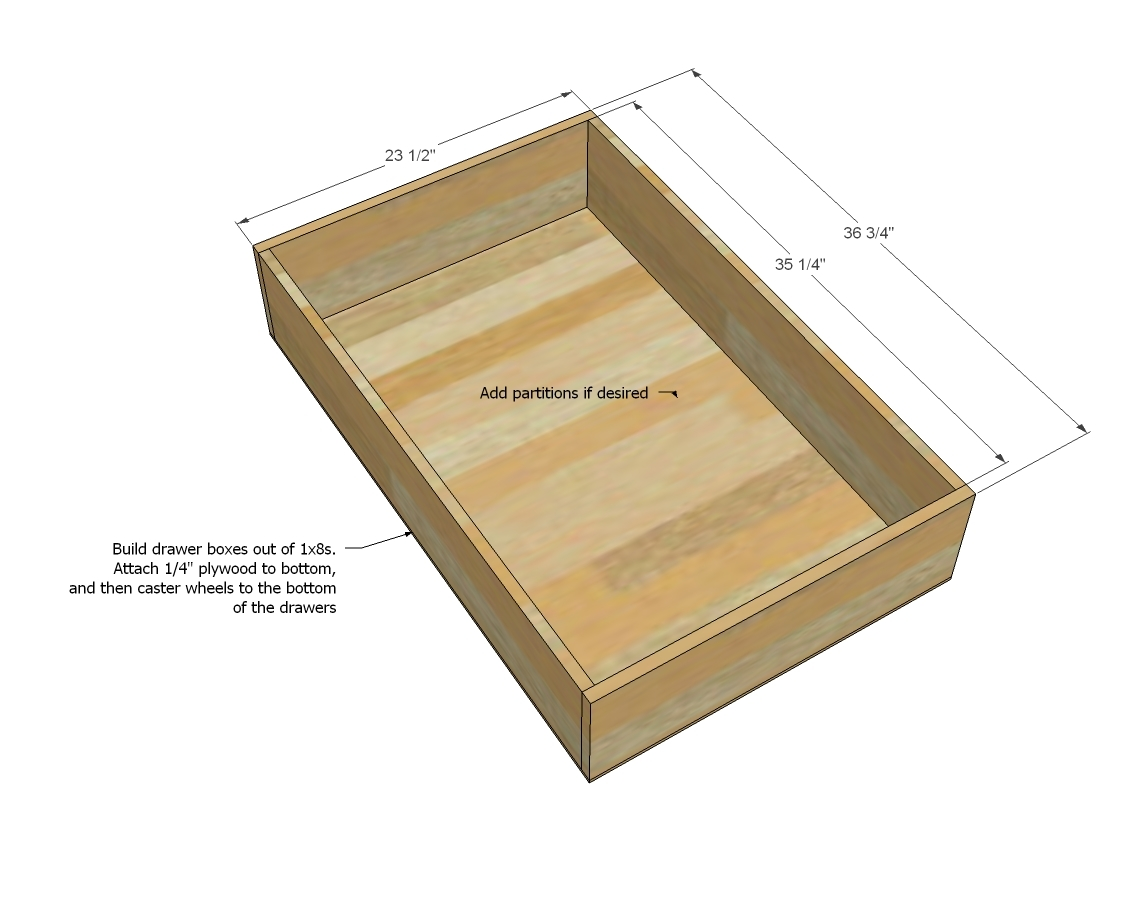 trundle drawers index chapter plans for building bed frames 2x4 bed ...