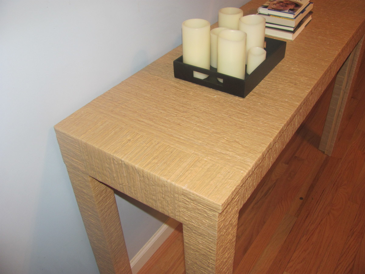 Ana White Parson Console Table Diy Projects