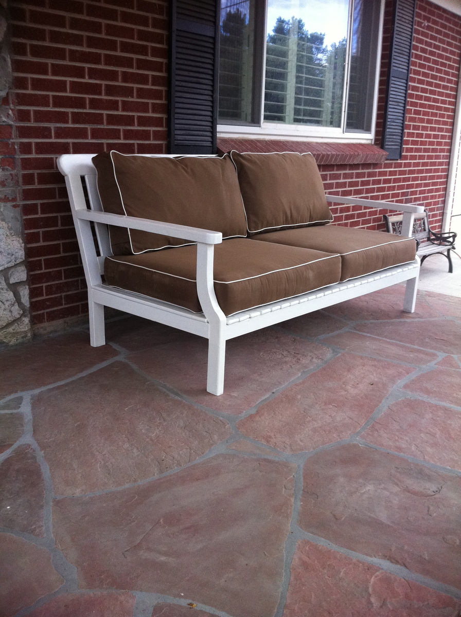 ana white outdoor couch diy projects