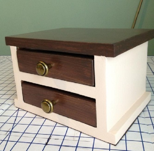 Easy Jewelry Box Plan Inspired By Master Closet System Drawers And Bookshelf