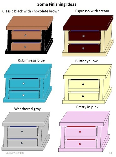 Wood Work Wooden Jewelry Box Plans Pdf PDF Plans