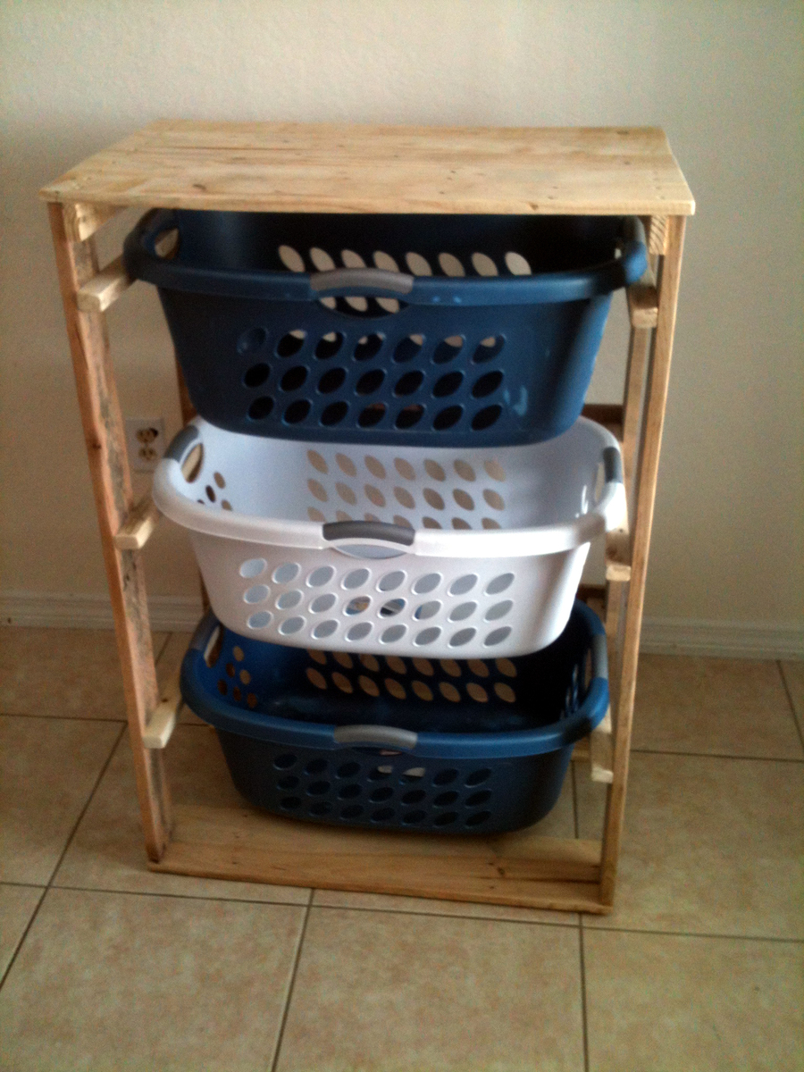 Ana white pallirondack laundry basket dresser diy projects pallirondack laundry basket dresser solutioingenieria Gallery