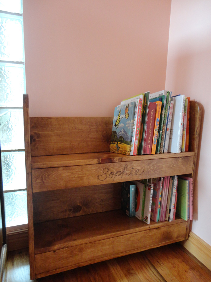 Ana white library book cart diy projects library book cart solutioingenieria Choice Image
