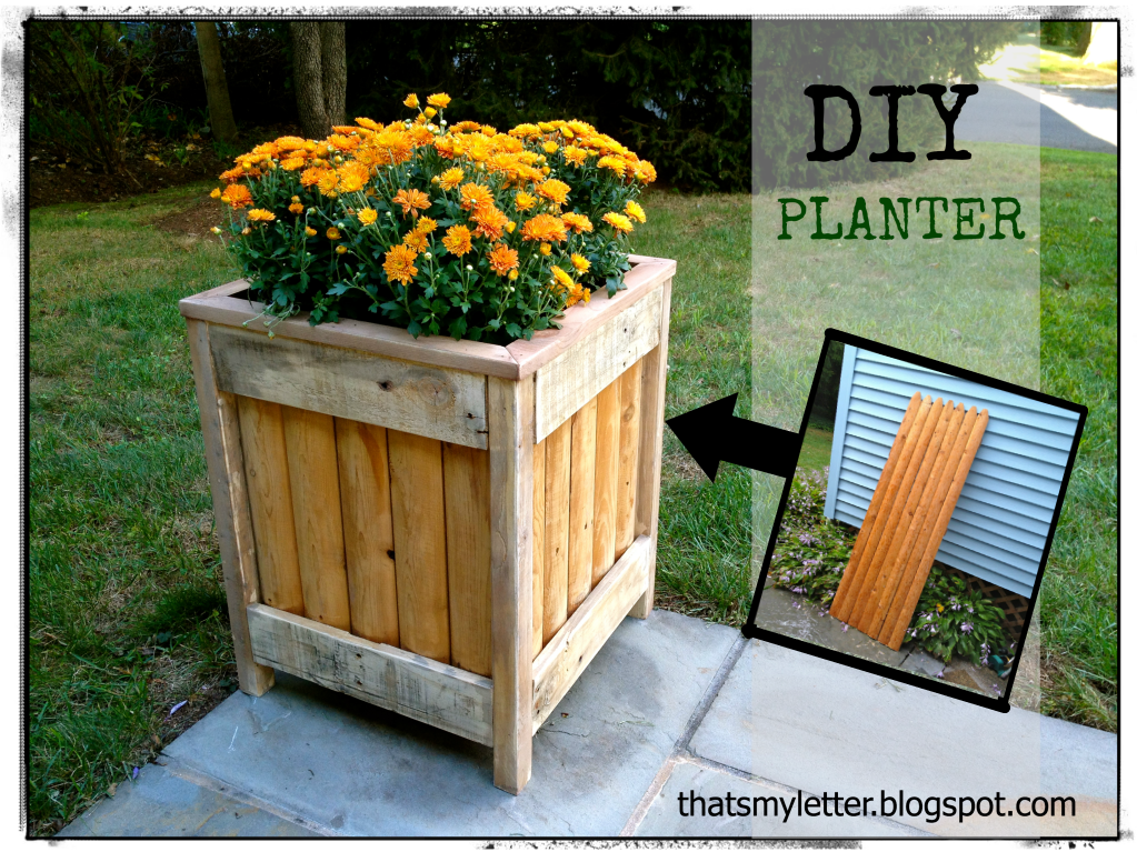 Ana white outdoor planter diy projects for Wooden planters how to make