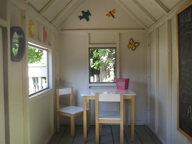 Ana White Grandkid S Playhouse Diy Projects