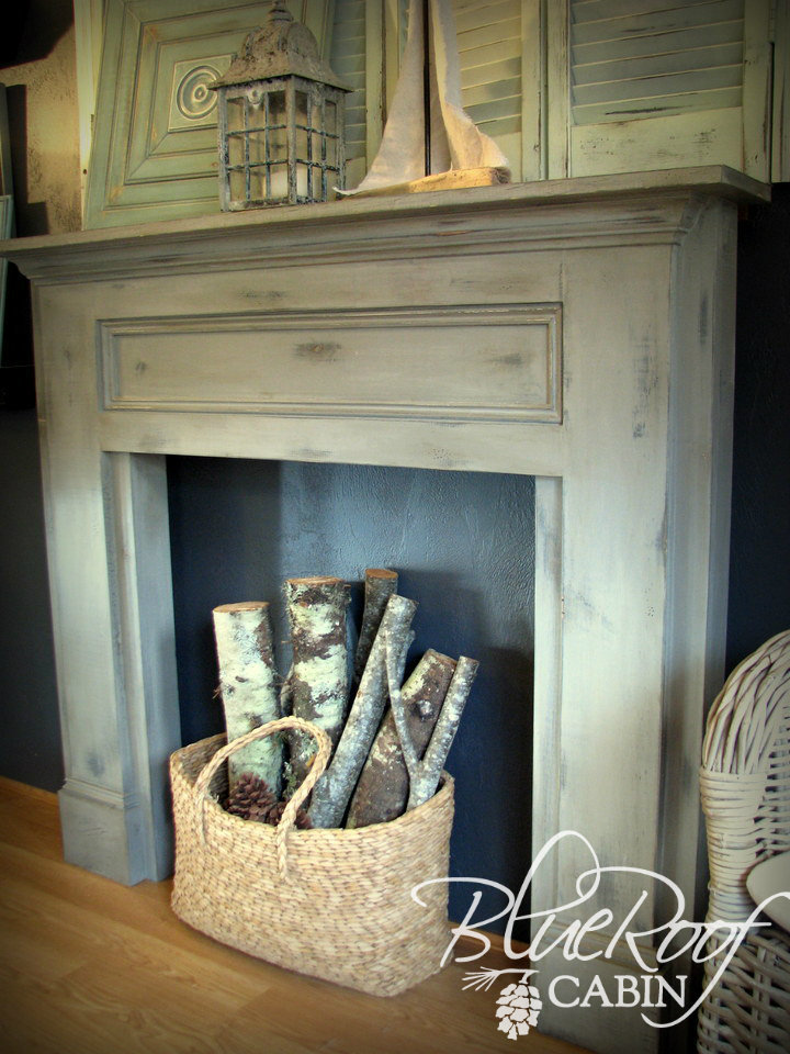 Ana white mimis faux mantle diy projects solutioingenieria Images