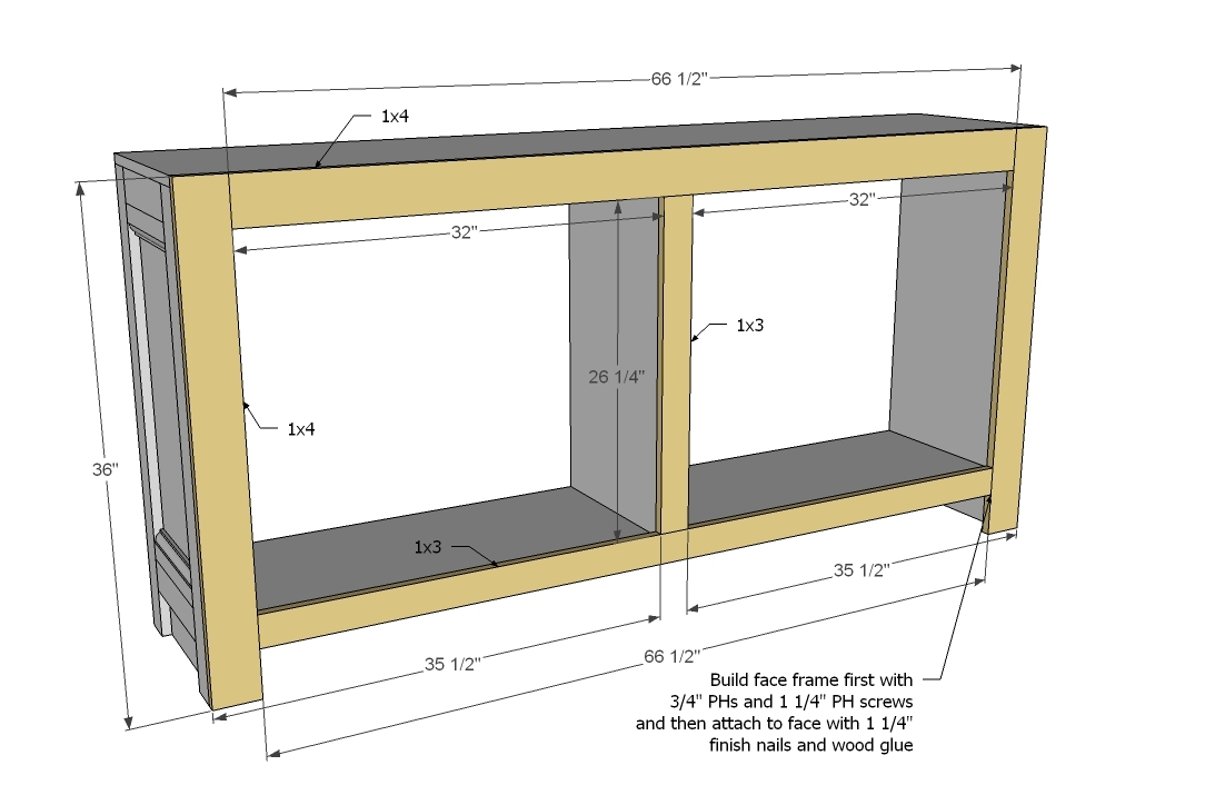 Woodworking Diy sideboard plans Plans PDF Download Free Diy Indoor ...
