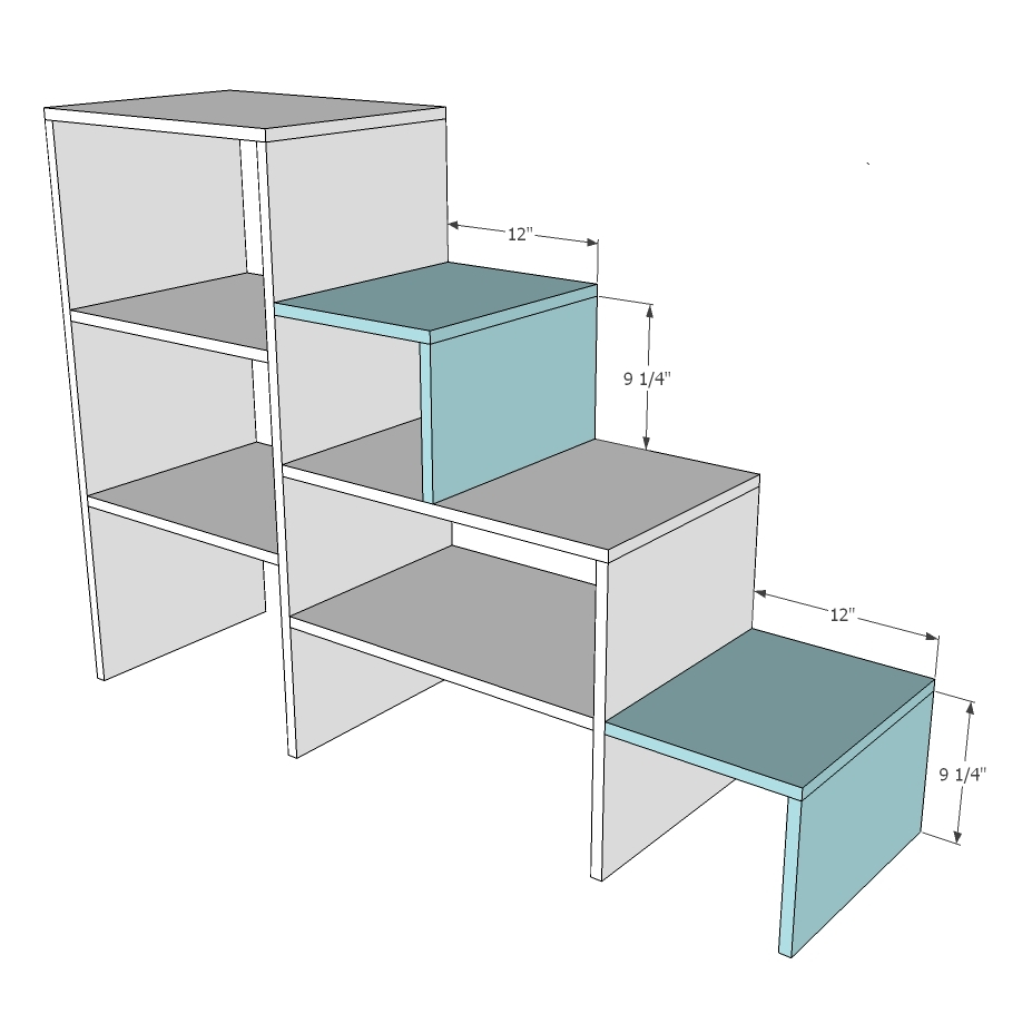 Free Bunk Bed Plans With Stairs | Search Results | DIY Woodworking ...