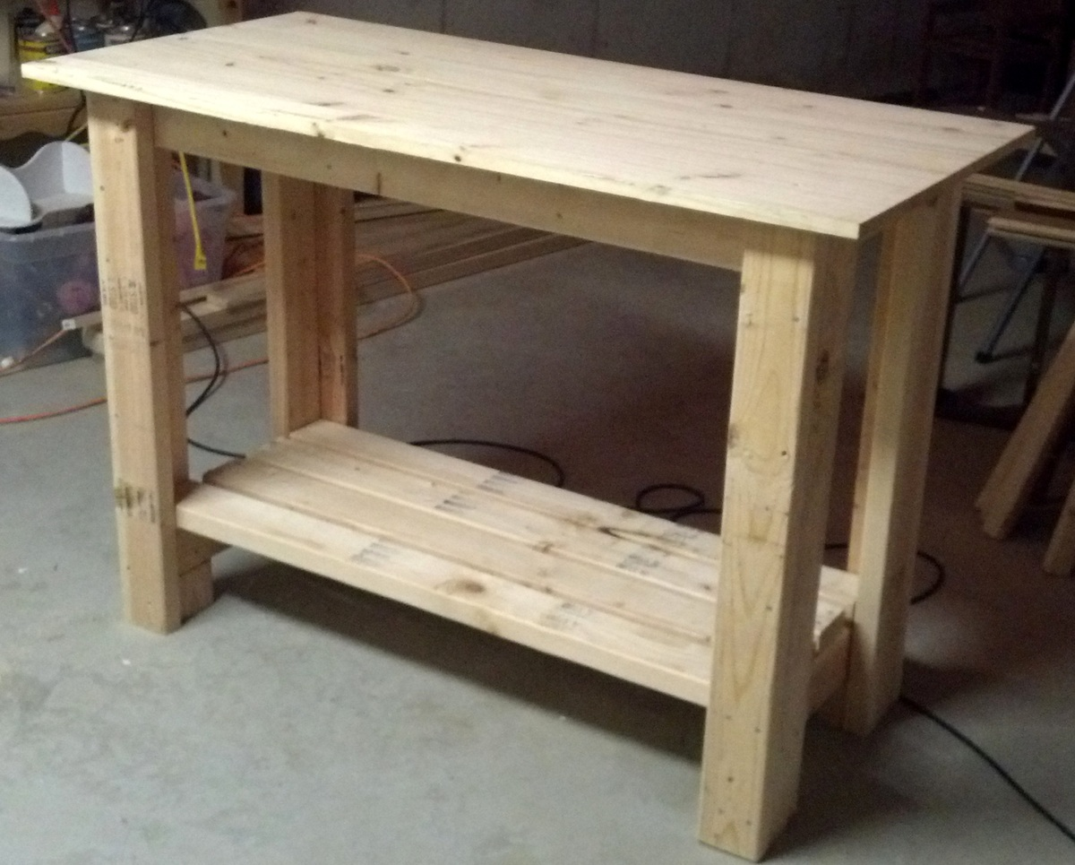 Popular Workbench Plans Free Download Woody Work Perfect