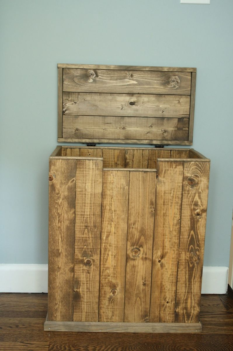 Ana White Hamper Diy Projects