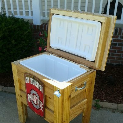 Diy Wooden Cooler Pdf Woodworking