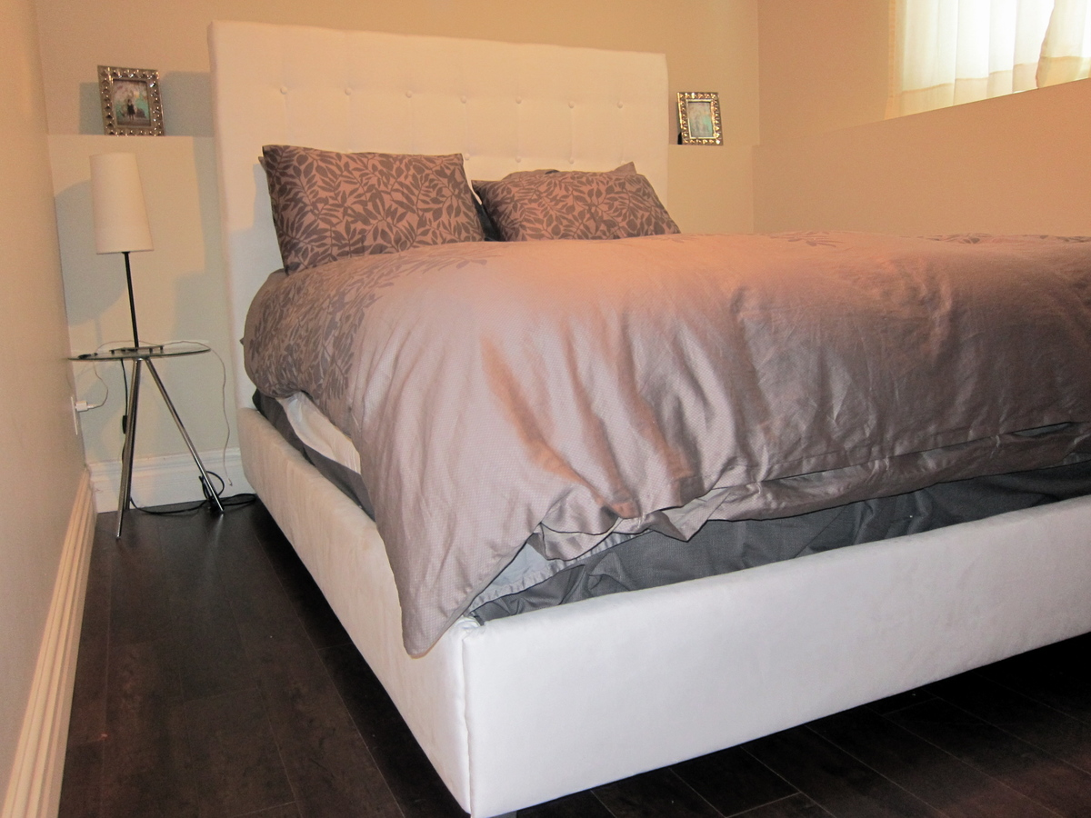 Ana White | DIY Upholstered Bed - DIY Projects