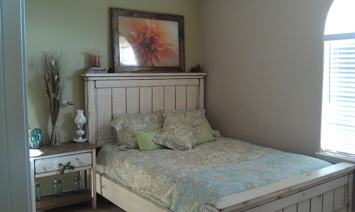 Ana White   Farmhouse Bed   Queen   DIY Projects