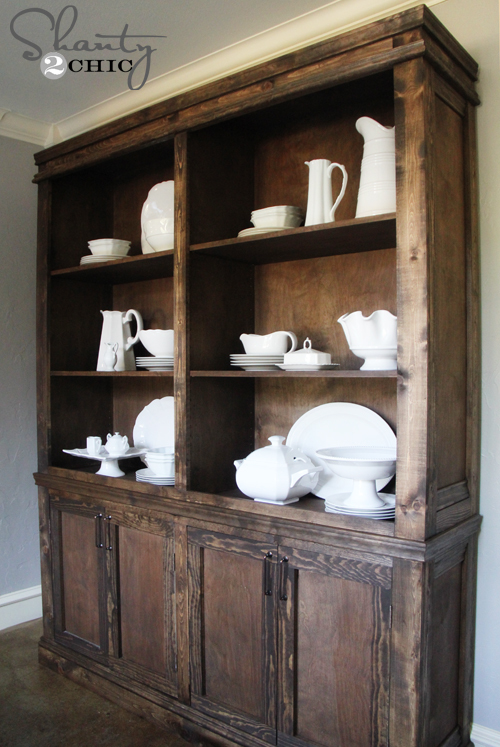 Ana White | Shanty Hutch - DIY Projects