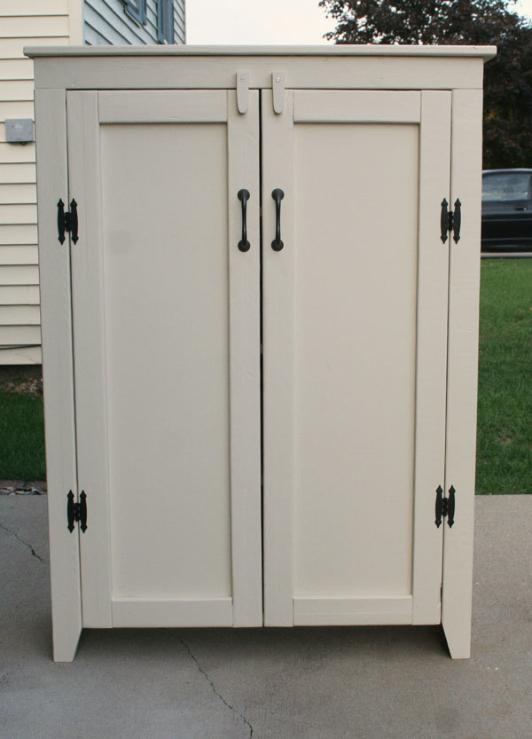 Ana White Jelly Cabinet For Heather Diy Projects