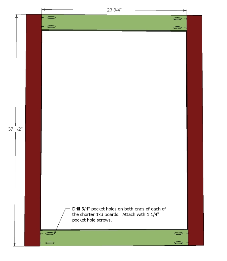 Ana White | Clothesline Frame from Book Tour - DIY Projects
