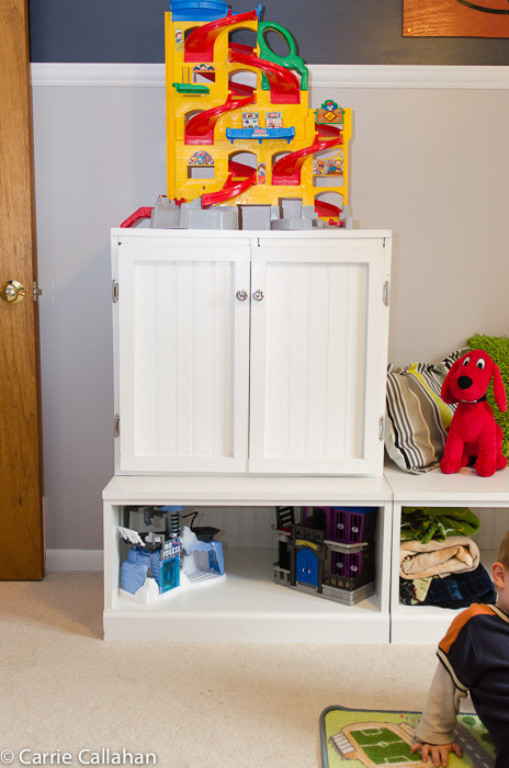 Ana White Toy Storage For My Little Man Diy Projects