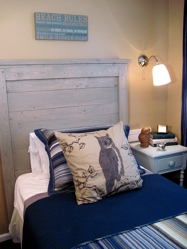 Ana White Diy Reclaimed Wood Headboard Twin Size Diy