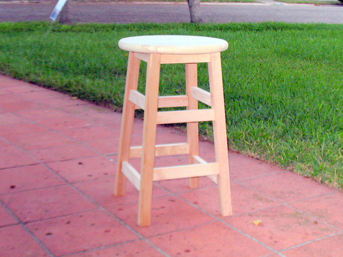 Ana White Simple And Elegant Stool Diy Projects