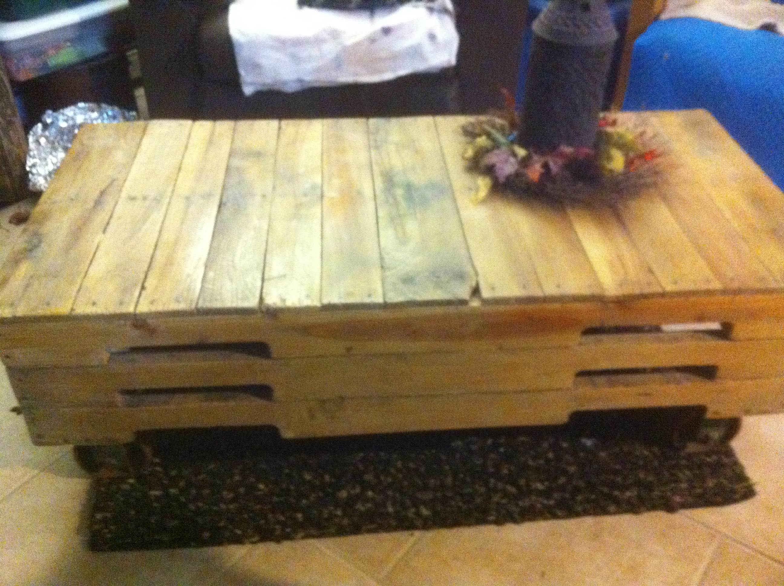 Ana White Pallet Board Coffee Table Diy Projects