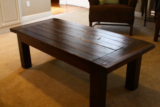 ana white | updated tryde coffee table - pocket holes - diy projects Build Your Own Coffee Table Plans