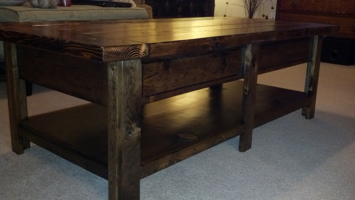 Good Benchwright Coffee Table