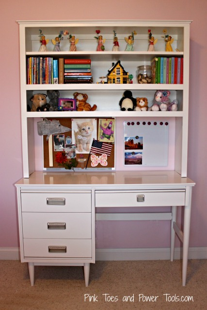 Ana White Adding A Hutch To A Desk Diy Projects