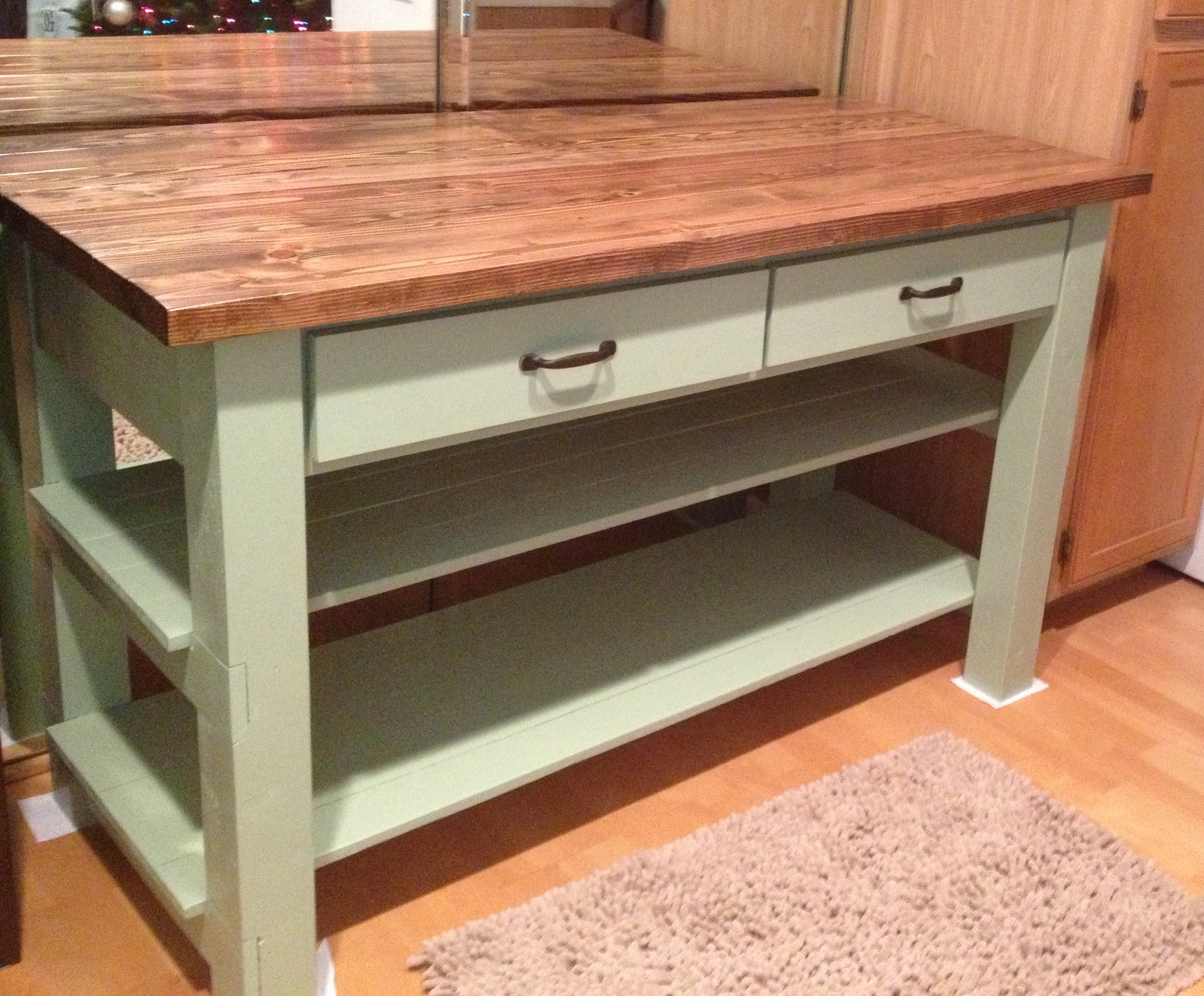 ana white kitchen island diy projects
