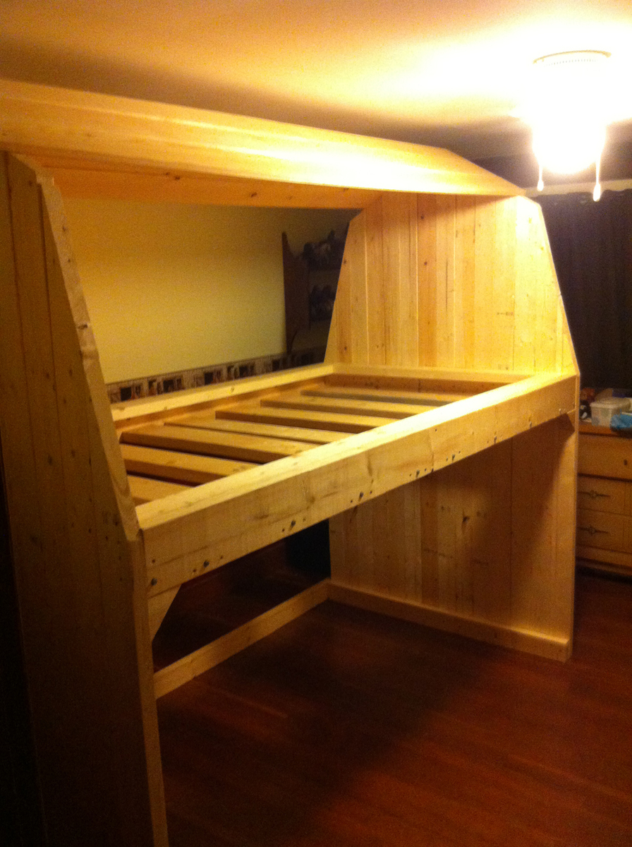 Woodwork 2x4 Bed Plans Pdf Plans