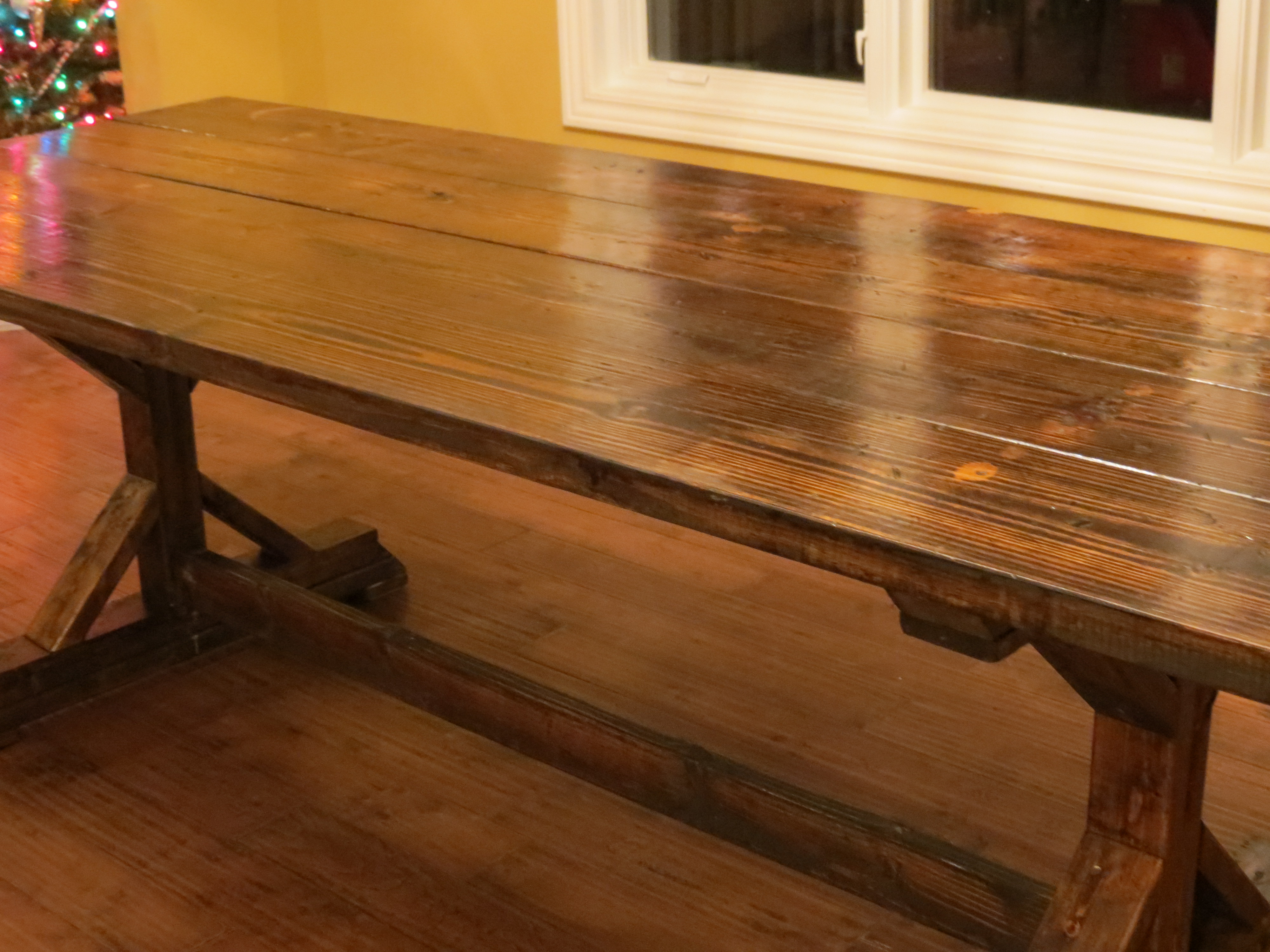 Best 25  Amish Farmhouse Table