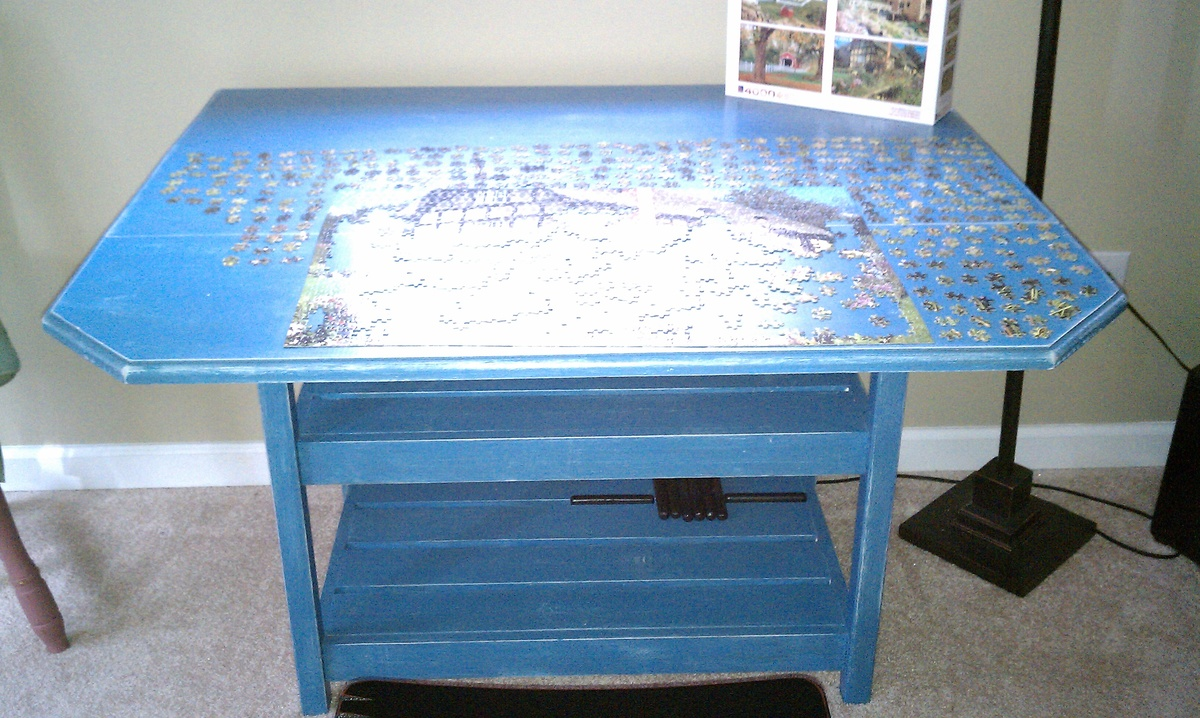 Ana White | Drop Leaf Table - DIY Projects