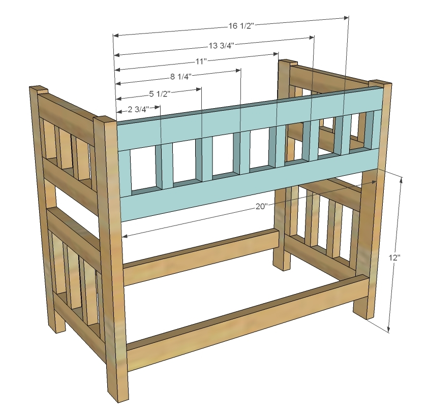 ... Furniture likewise Wooden Toy Box Plans. on baby doll furniture plans