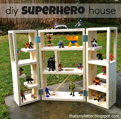 Superhero House