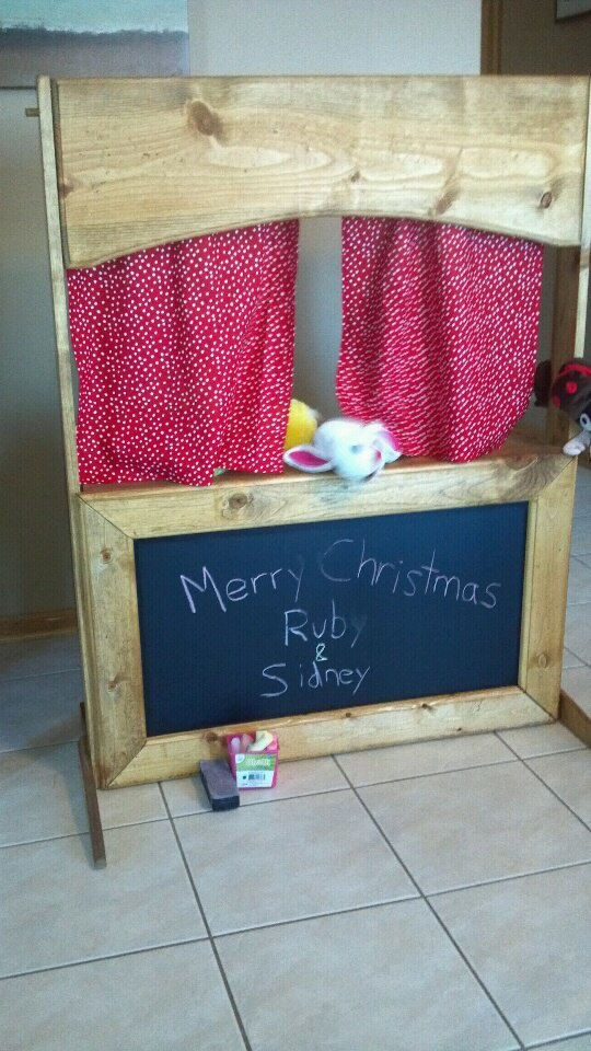 Ana White Puppet Theater Diy Projects
