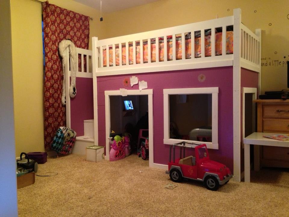 Ideas Woodworking: Diy full size bunk bed plans