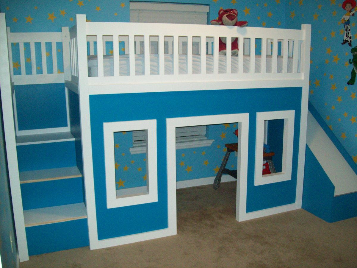 Coolest Playhouse Beds for Kids - Babble