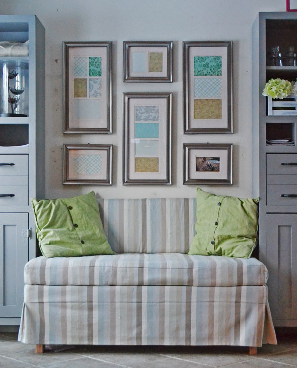 Building A Banquette Bench: 2x4 Upholstered Banquette Seat - DIY Projects