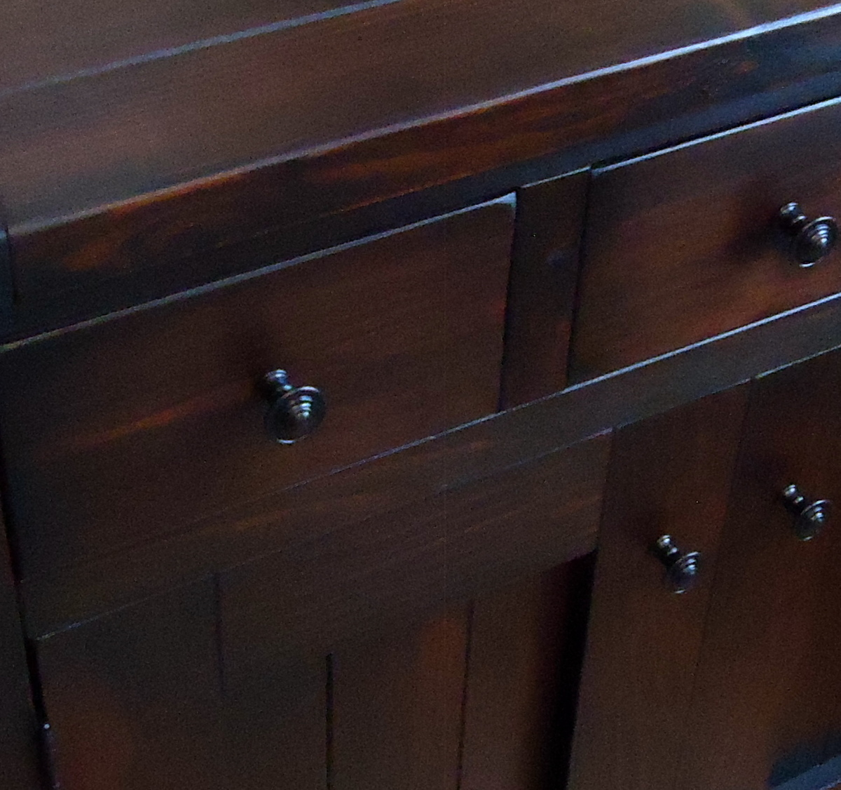 Ana White Petite Planked Wood Sideboard Diy Projects
