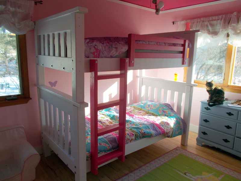 ana white simple bunk bed diy projects