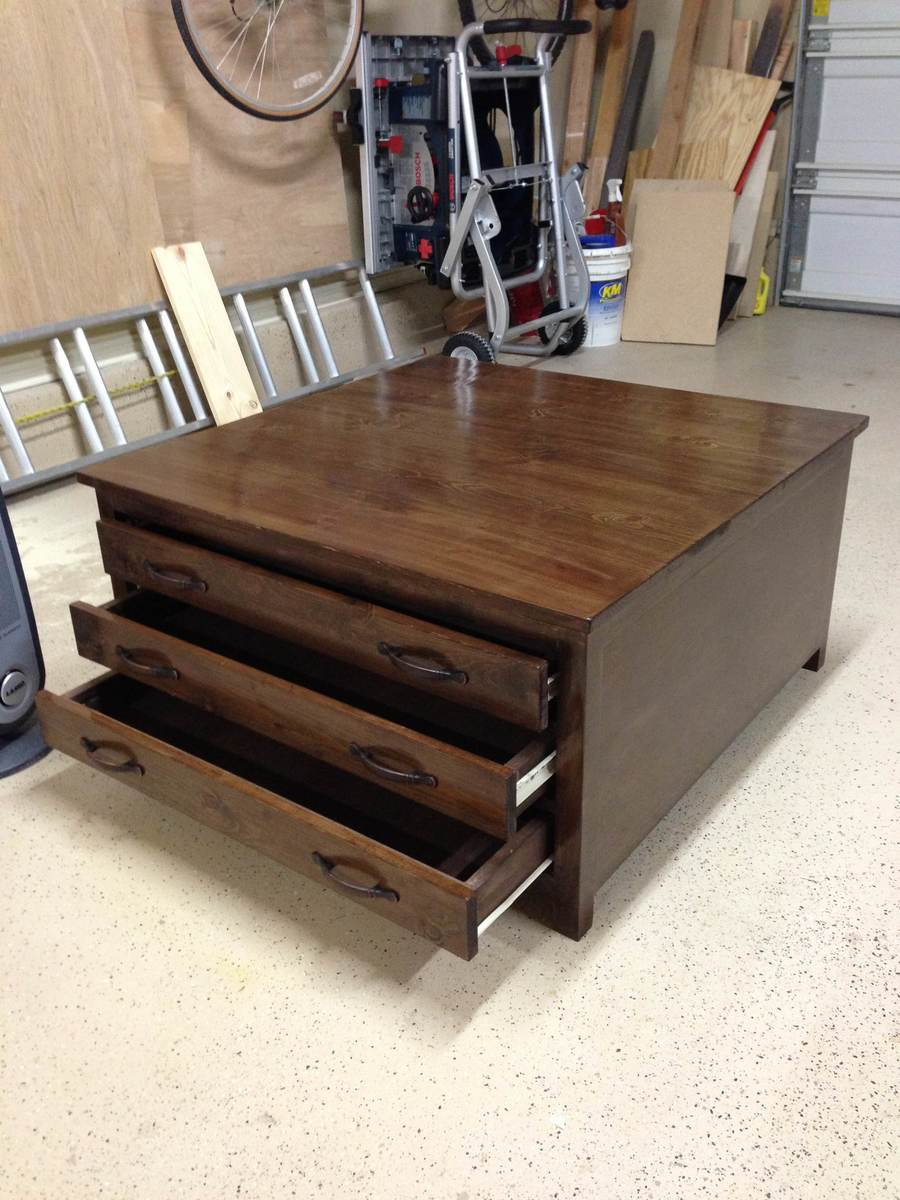 drawer table console norway living collection cookes with drawers oak