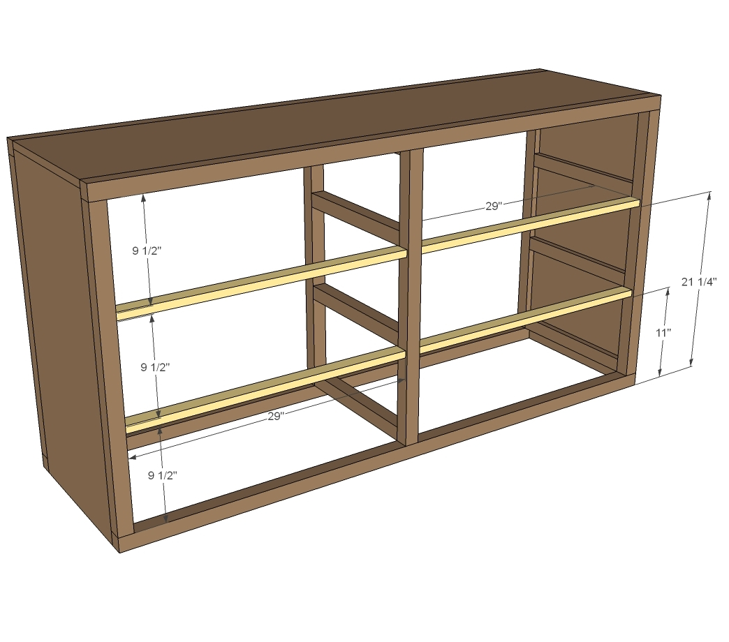 Plans For A Dresser BestDressers 2017