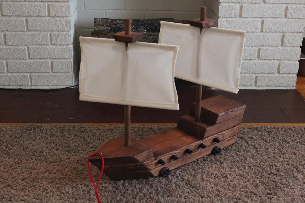 How Much To Ship Furniture Plans Ana White  Toy Pirate Ship  Diy Projects