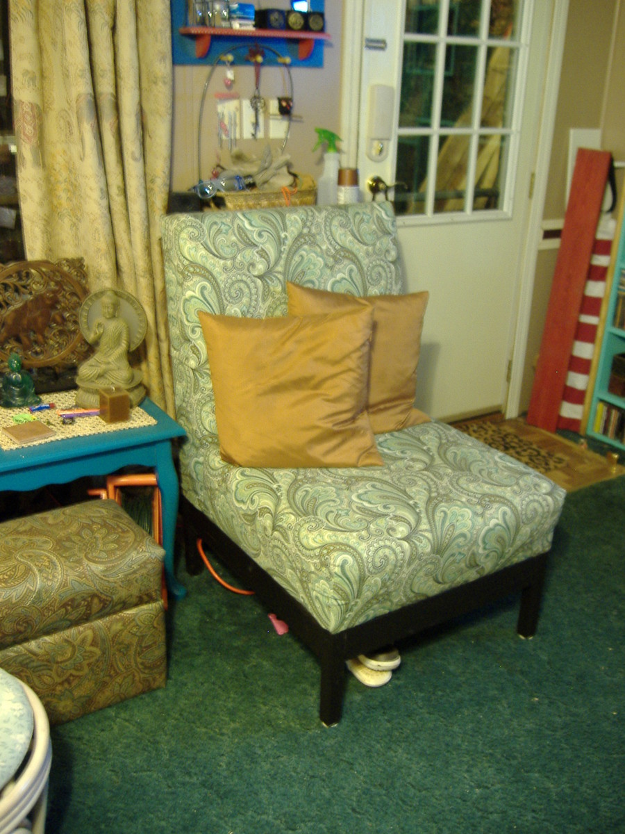 Anau0027s Slipper Chair